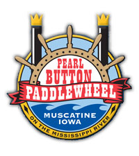 Pearl Button Paddlewheel