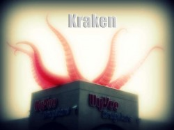 Kraken - Hy-Vee Muscatine - photo by SnapShots Photography by Mindy
