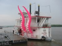 Pearl Button Riverboat - a Kraken goes Cruising