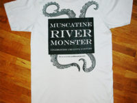 My Kraken T-shirts are here!